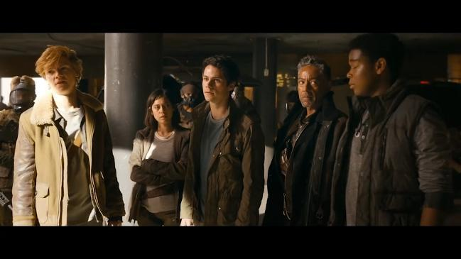 Maze Runner The Death Cure 2018 Review And Rating