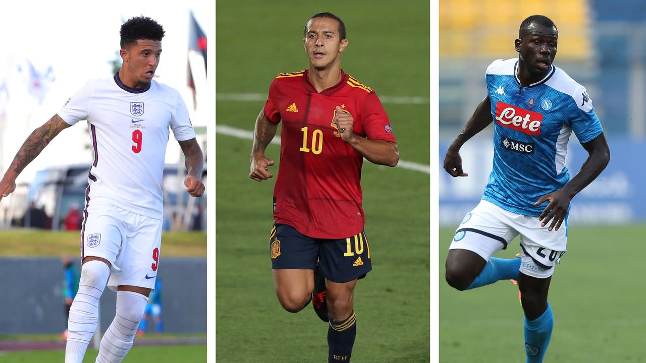 Could any of these players make their way to the Premier League?