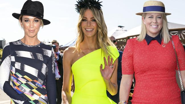 All the fashion colour from the Melbourne Cup efb278de9dd5