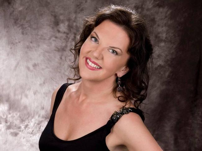 Violinist Tasmin Little. Picture: Supplied