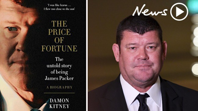 The untold story of James Packer