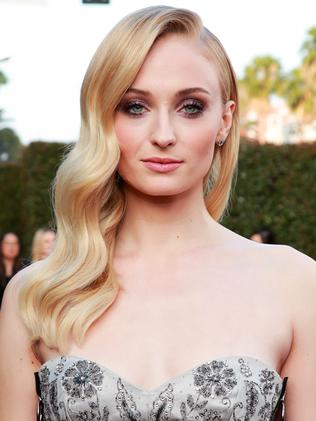 Sophie Turner. Picture: Rich Fury.