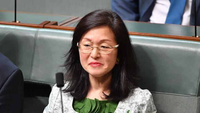 Embattled Liberal MP Gladys Liu. Picture: Mick Tsikas/AAP