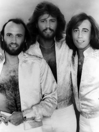 The Bee Gees.