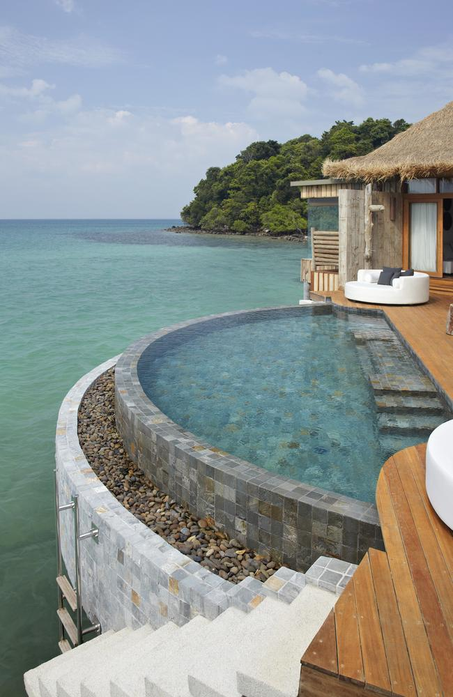 Conservation-based luxury resort Song Saa Private Island opened in 2012.