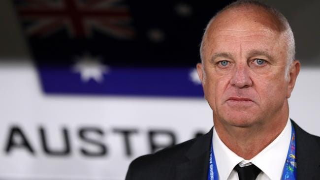 Socceroos 'happy' with Cup draw