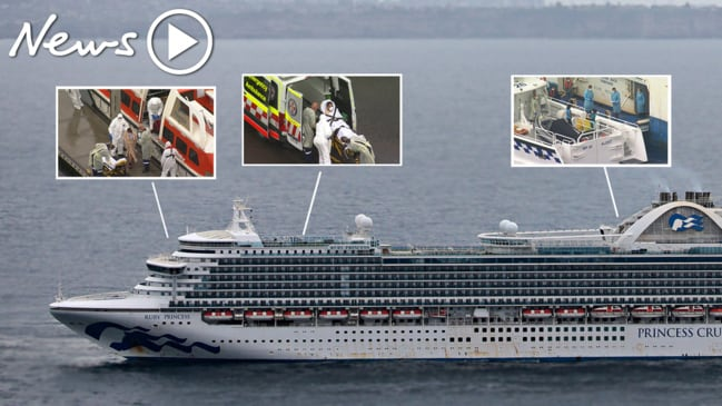 """The Ruby Princess catastrophe: """"We have a ship full of healthy guests"""""""