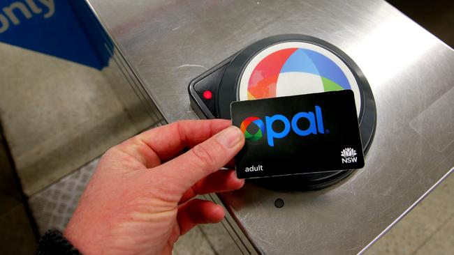 Millions of dollars worth of unclaimed Opal credit is sitting on cards around the country — and the world — with tourists forgetting to spend the credit.