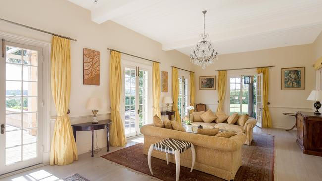 1 Rose Bay Avenue Bellevue Hill Floor Plan Sydney S Most