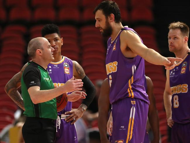 Bogut wanted to see more leadership from the NBL.