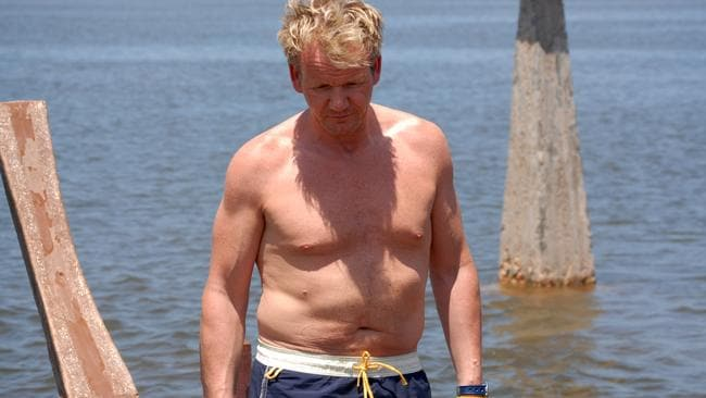 Gordon Ramsay back in 2011.
