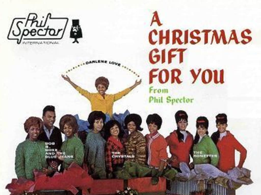 A Christmas Gift For You From Phil Spector.Evolution Of The Nativity Soundtrack