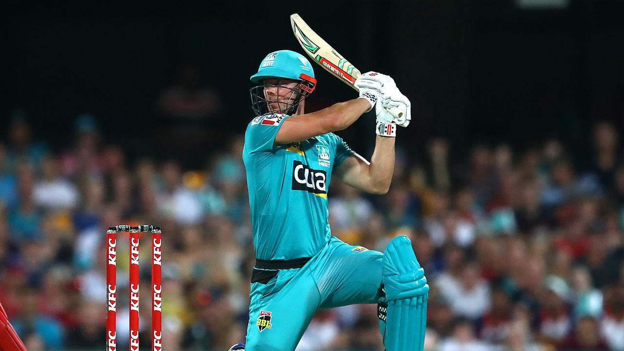 Chris Lynn leads the Heat once more.
