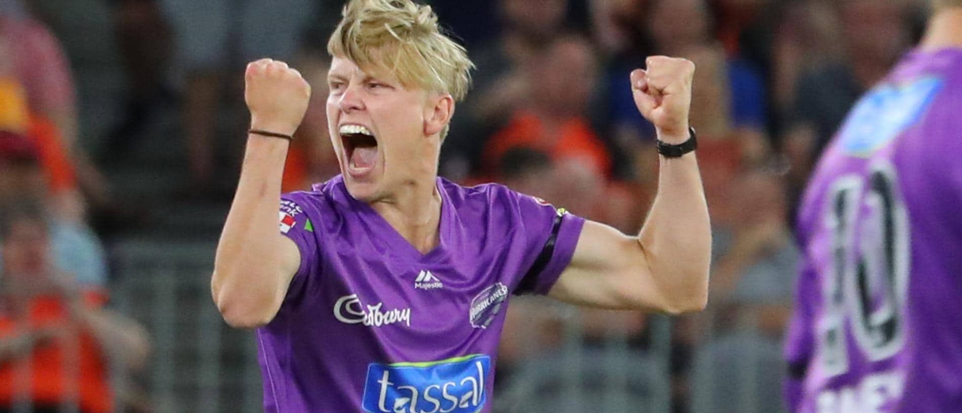 BBL - Perth Scorchers v Hobart Hurricanes