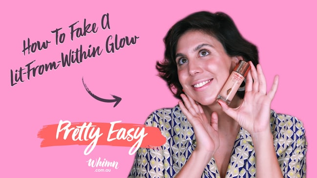 Pretty Easy: How To Fake A Lit-From-Within Glow