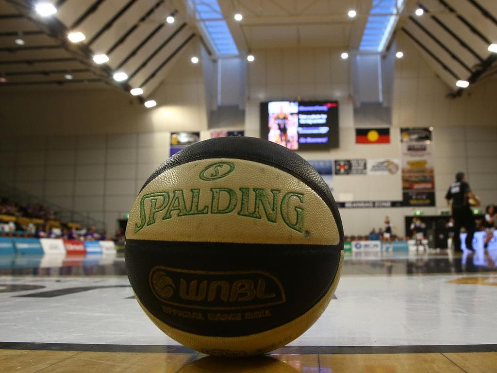 MELBOURNE, AUSTRALIA - JANUARY 18: A general view prior to game two of the WNBL Grand Final series between the Melbourne Boomers and the Townsville Fire at the State Basketball Centre on January 18, 2018 in Melbourne, Australia. (Photo by Robert Cianflone/Getty Images)