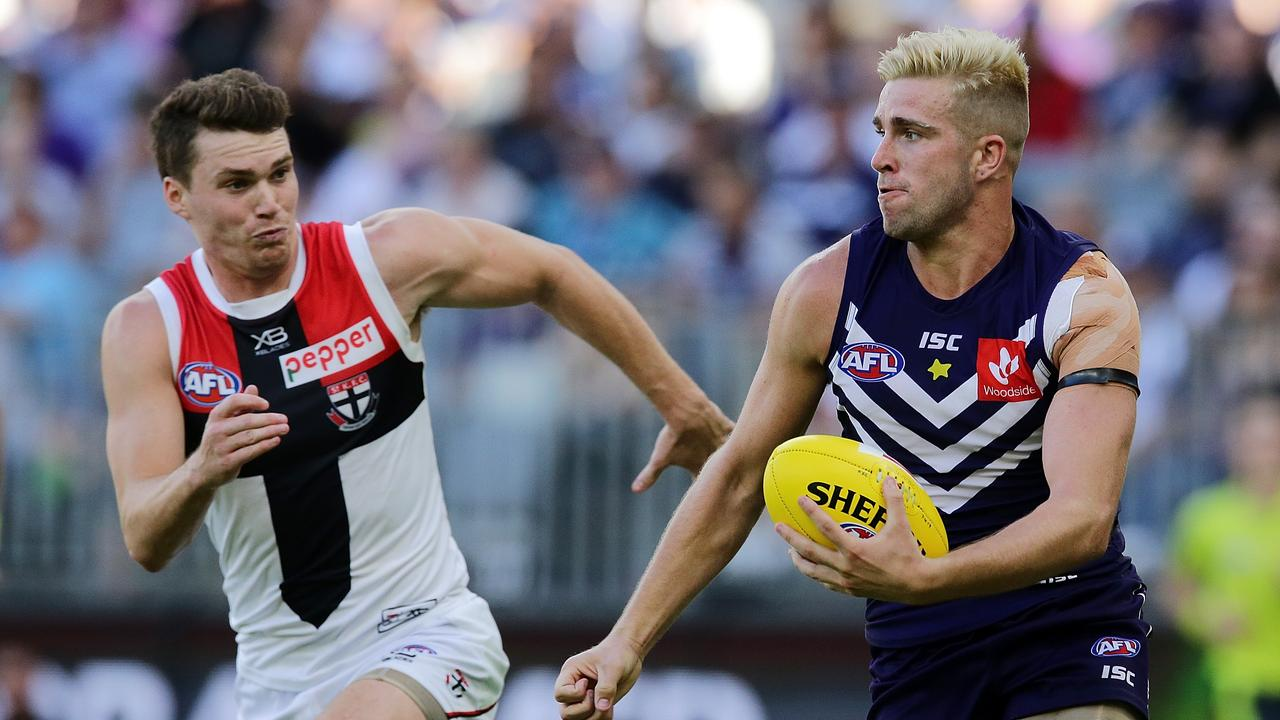 Blake Acres is set to join Luke Ryan at the Dockers.