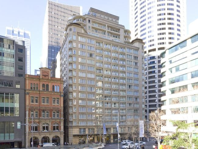 2 Bond St is in the heart of Sydney, close to Wynyard.