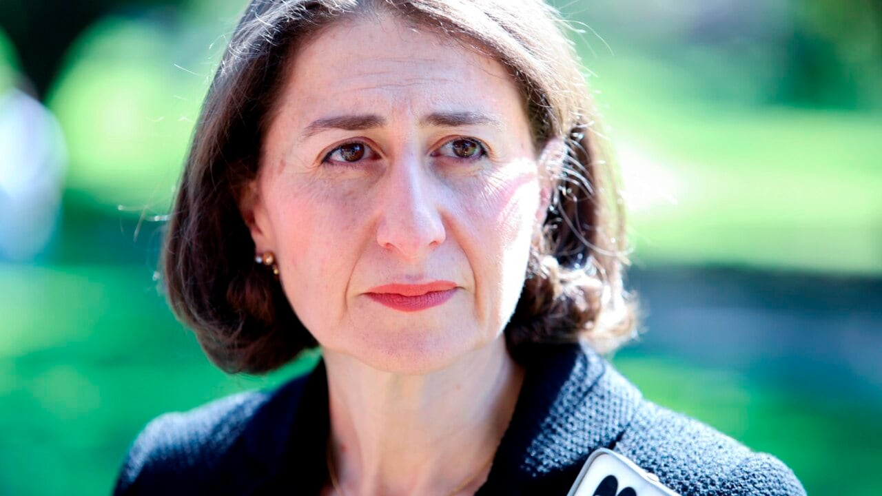 Gladys Berejiklian vows to shut down Sydney music festival