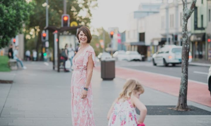 'I felt like a shit mum.' Image: Keeping Up With the Holsbys.