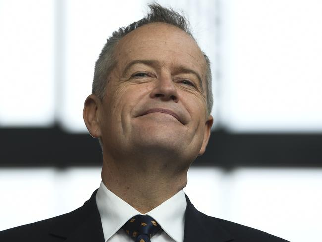 Is there a new side to Opposition Leader Bill Shorten? Picture: Lukas Coch/AAP