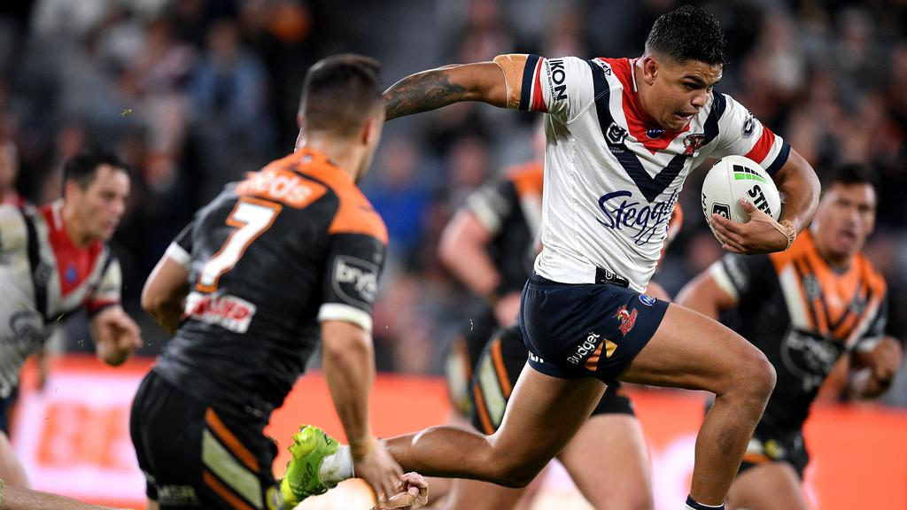 The Tigers were keen to land Latrell Mitchell. Picture: AAP