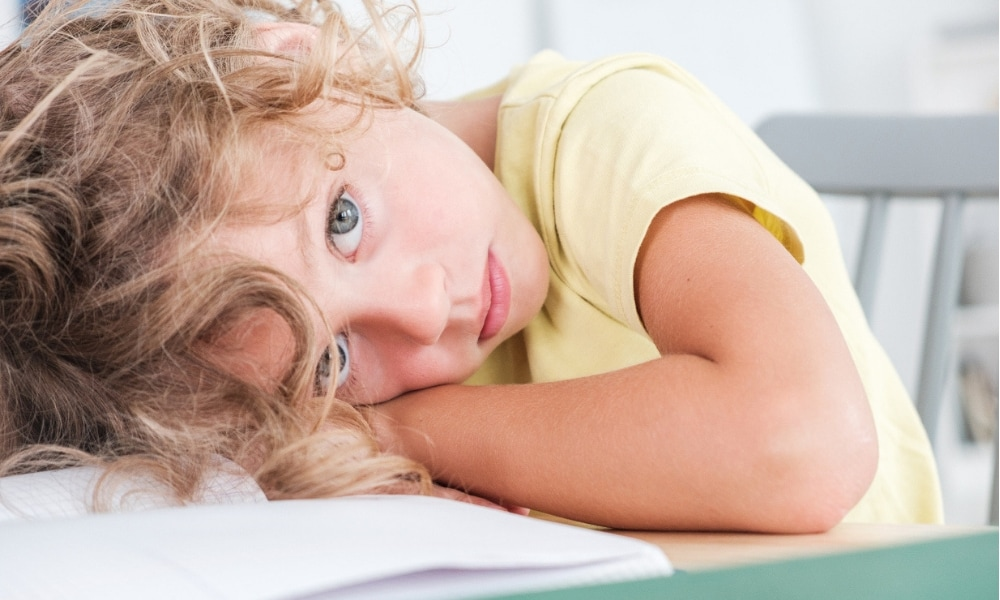 Signs your child is too sick for daycare or school