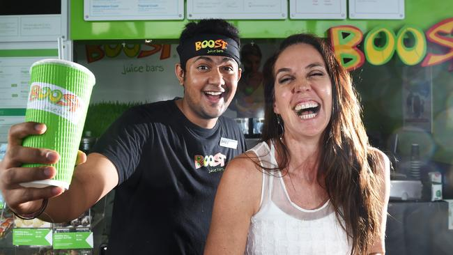 Janine Allis founded Boost Juice in 2000. Picture: Supplied
