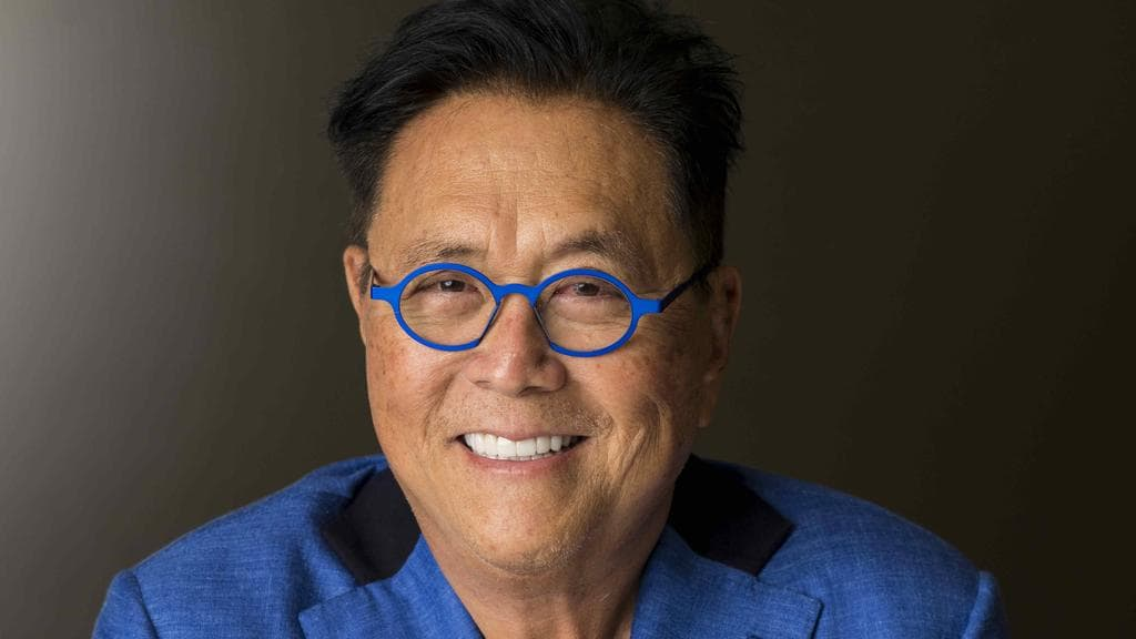 Rich Dad Poor Dad author Robert Kiyosaki says the crisis will bring with it plenty of opportunities for entrepreneurs. Picture: Darren Leigh Roberts