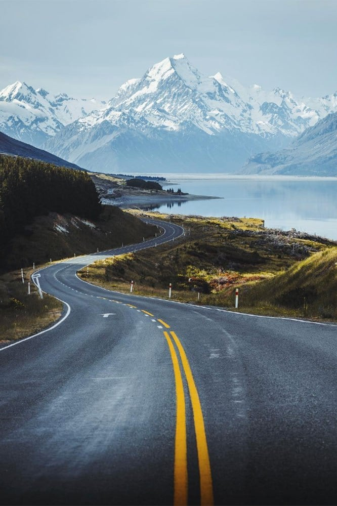 Top drives: the 8 best road trips around the world