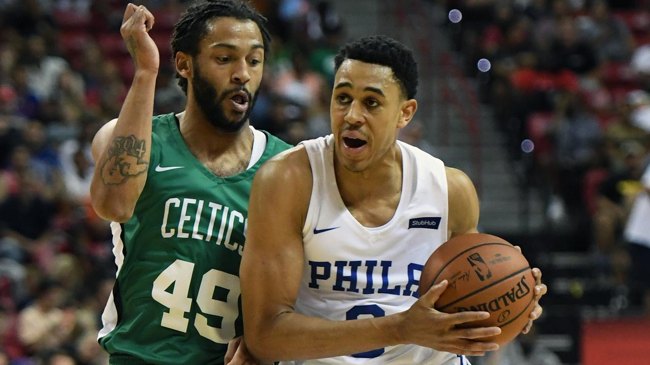 reputable site fd496 6cb83 NBA news, Zhaire Smith medical issues, allergic reaction ...