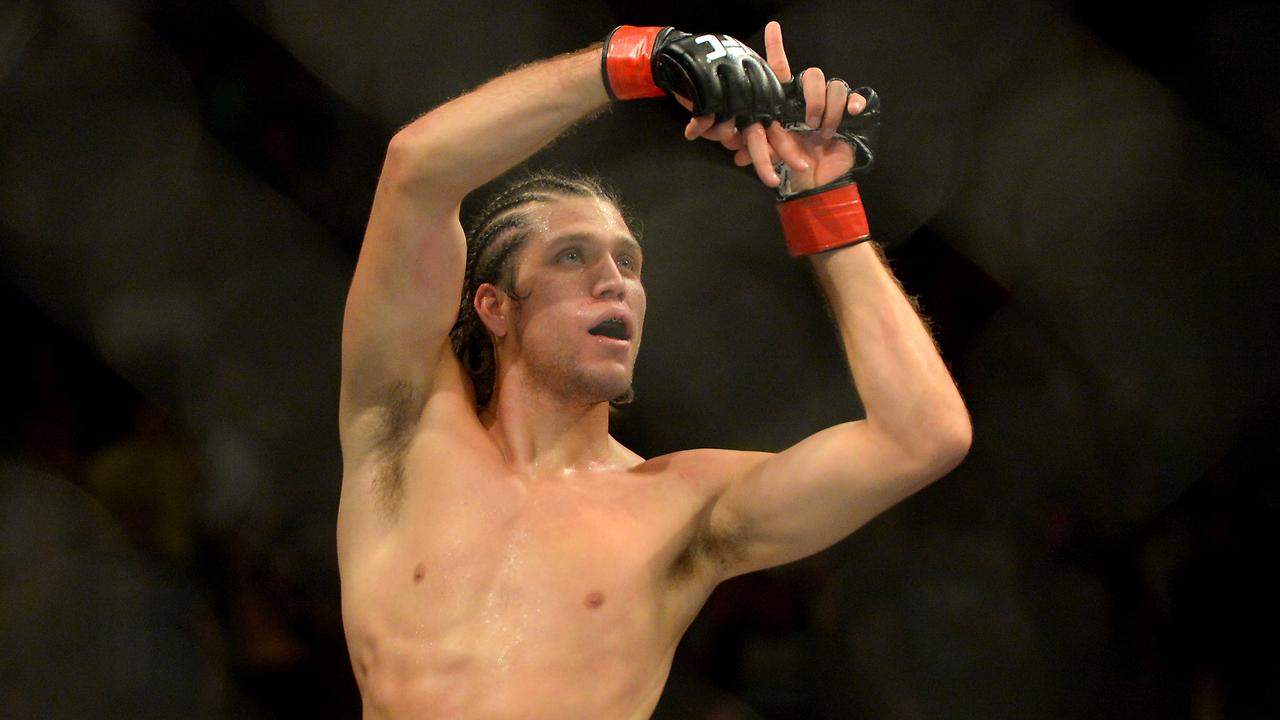 Brian Ortega is ready to face Max Holloway at UFC 231.
