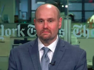 NYT reporter Glenn Thrush is among the latest to be accused