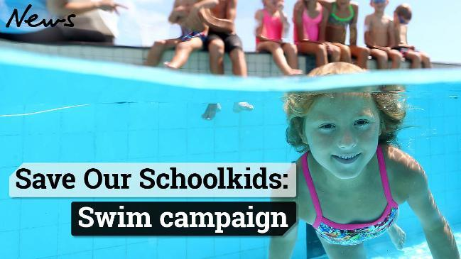 S.O.S Save Our Schoolkids: Swim campaign