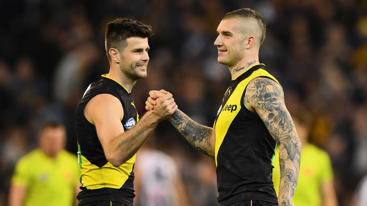 AFL, Richmond Tigers' best 22: The stat that proves Tigers