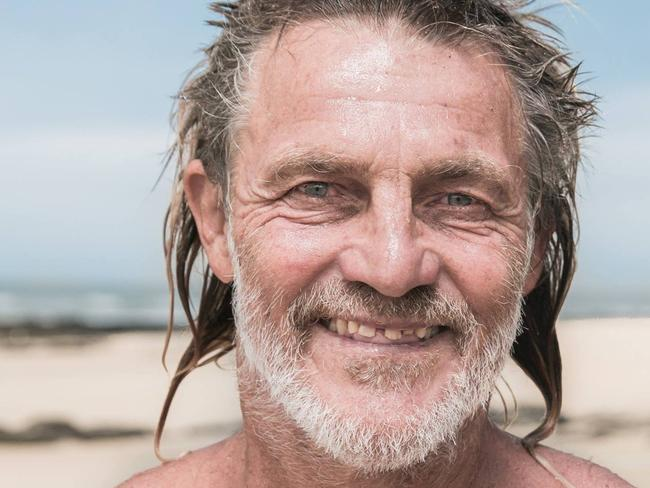 Raz Burtonwood went missing while swimming off Lighthouse Beach in northern NSW.