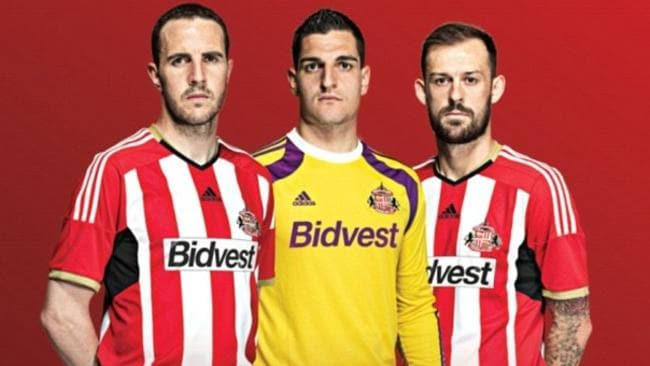 The Black Cats' home offering from Adidas hardly sets the world on fire.  <b>SWANSEA CITY</b> <b></b>