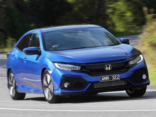 "Honda Civic: ""Feel Good"" campaign didn't work for the bloke who bought five days earlier"
