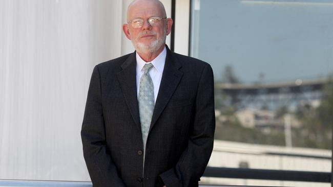 Seeking justice ... US aviation lawyer Jerry Skinner who is representing five Australian families bereaved by MH17. Picture: Adam Smith