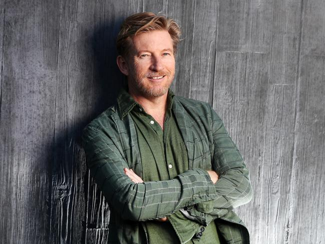Actor David Wenham will be a part of Words Are Weapons. Picture: Nigel Hallett