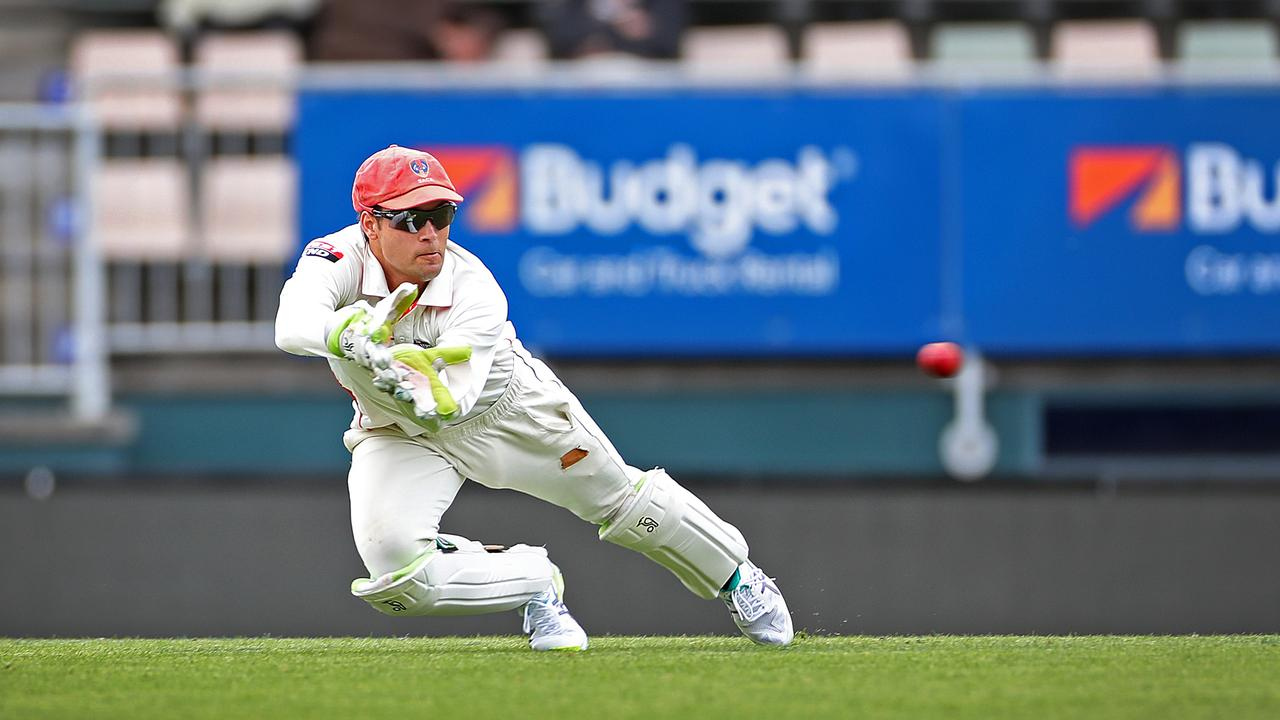We're tipping Alex Carey to take over from Tim Paine.