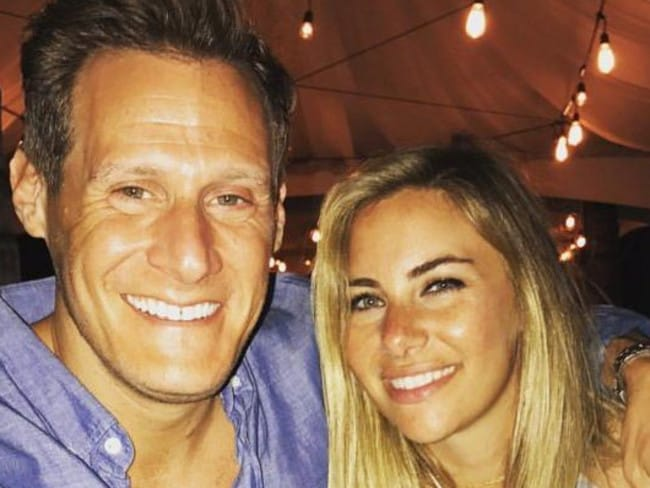 Trevor Engelson is engaged to girlfriend Tracey Kurland ...  Trevor Engelson...