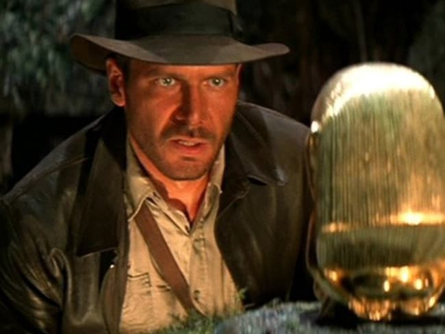 Indiana Jones memorabilia will also likely feature at the museum. Picture: Supplied