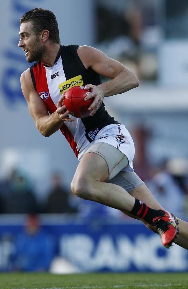 Sam Fisher has been in good form in his two games this season. Picture: Michael Klein