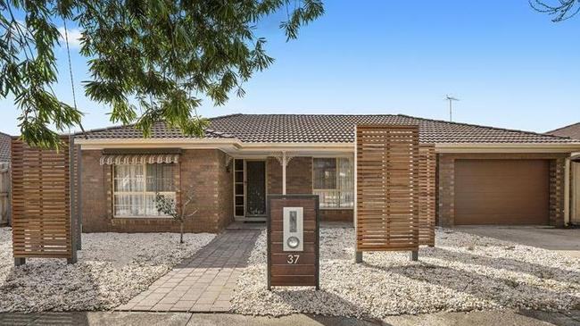 Leopold's median house price buys this Dorothy St house, which sold last September.