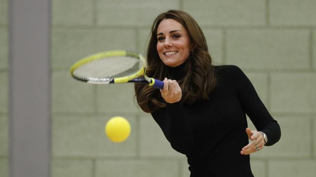 More relaxed: Kate, Duchess of Cambridge has helped revive support for the royals. Adrian Dennis/AP