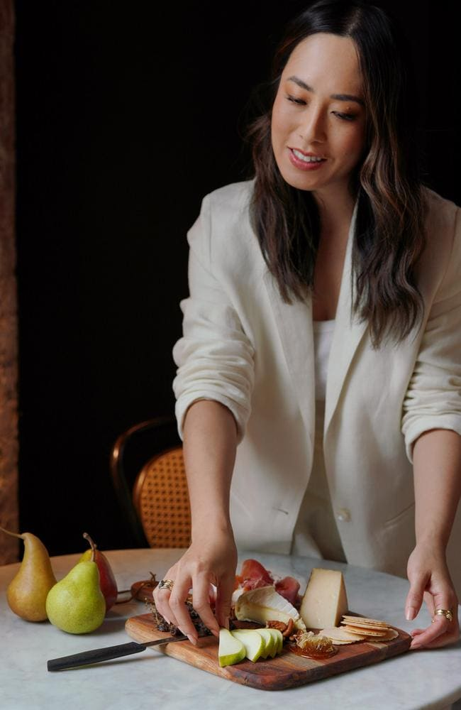 Mel says incorporating fibrous fruits into your diet can be an easy way to boost gut health. Picture: Supplied.