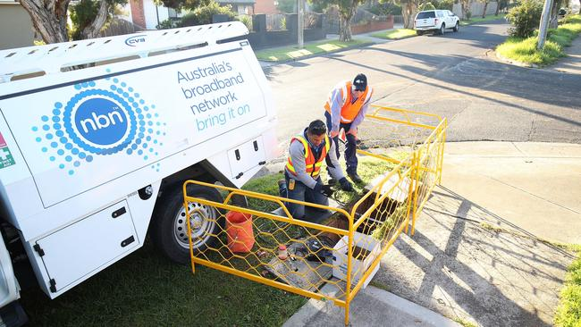 Complaints about National Broadband Network services surged 159 per cent over the 2016-2017 financial year, the TIO found.