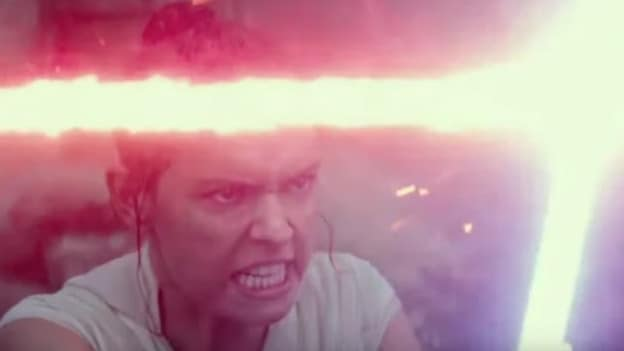 Will Rey defeat Ren once and for all?