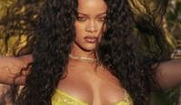 Rihanna Savage X Fenty lingerie campaign. Picture: Savage X Fenty